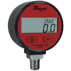 Series DPGA & DPGW Digital Pressure Gauge