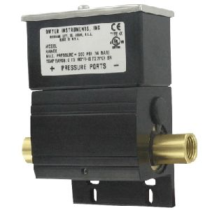 Series DX Wet/Wet Differential Pressure Switch