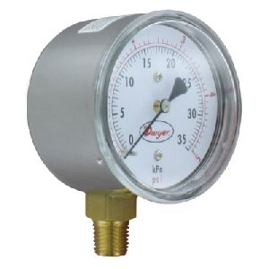 "Series LPG5 2.5"" Low Pressure Gage"