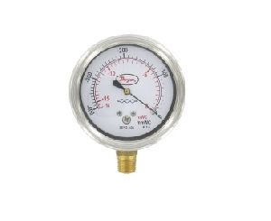 SGF Stainless Steel Low Pressure Gage