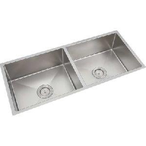 2000 Double Bowl Kitchen Sink