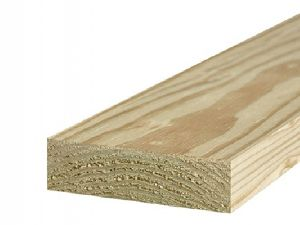 2x6 Wooden Lumber