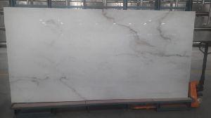 Calcatta Bianco Crystal Quartz Slabs