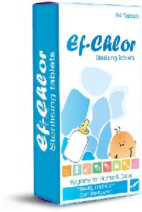 Ef - Chlor Sterilising Tablets