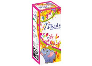 Zikids Mouthwash and Gargle