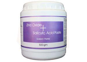 Zinc Oxide and Salicylic Acid Paste