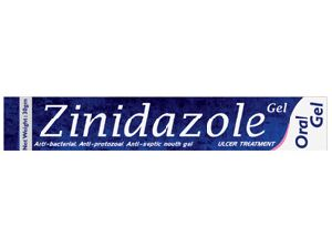 Zinidalzole Oral Gel