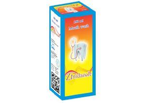 Zinidazole Mouthwash