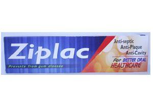 Ziplac Toothpaste