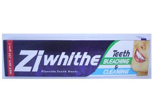 Ziwhithe Toothpaste