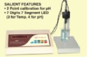 Systronics 361 Digital pH Meter