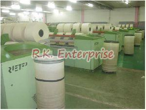 Cotton Rieter Make Comber Machine