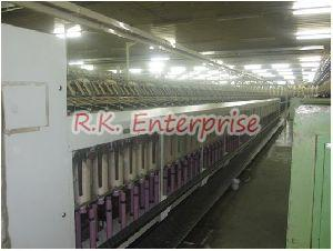 Cotton Roving Frame Machine