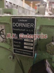 Used Dornier Airjet Loom