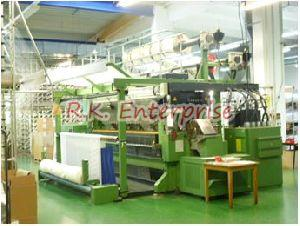 Used Karl Mayer Raschel Knitting Machine