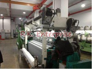 Used Karl Mayer Warp Knitting Machine