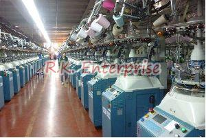 Used Lonati Sock Knitting Machine