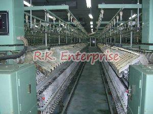 Used Wems Schiffli Embroidery Machine