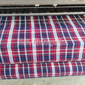 Yarn Dyed 100% Cotton Fabric