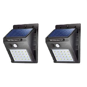 Motion Sensor Solar Powered Wireless Night Light