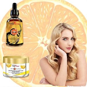 Vitamin-C Serum & Vitamin -C Cream Combo