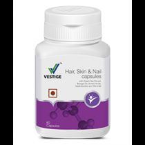 Hair Skin and Nails Capsules