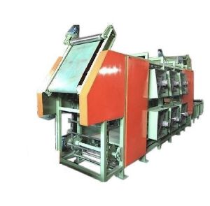 Batch Off Unit Rubber Sheet Cooling Machine