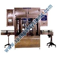 Servo Controlled Liquid Filling Machine