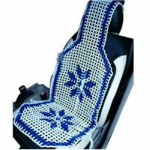 Acupressure Marble Beads Seat Cushion