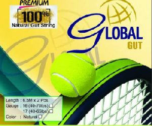 Tennis Racket Gut Strings-Premium Quality