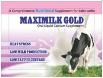 Maximilk Oral Liquid Calcium Supplement