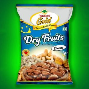 Dry Fruits Packaging Pouch
