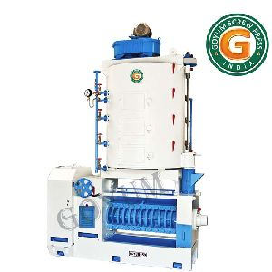 Copra Oil Press Machine