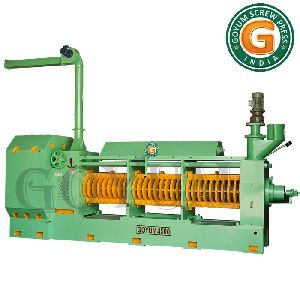 Linseed Oil Extraction Machine