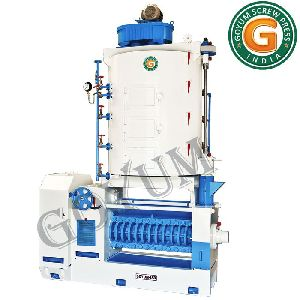 Linseed Oil Press Machine