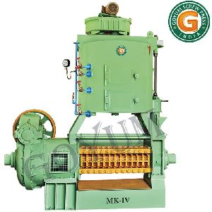 Neem Seed Oil Press Machine