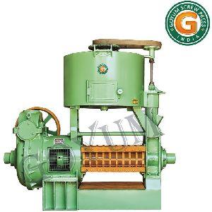 Sesame Oil Expeller Machine