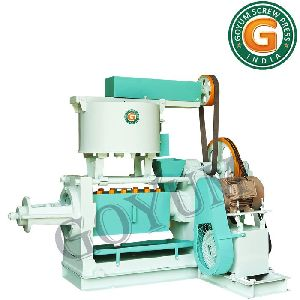Small Oil Expeller Machine