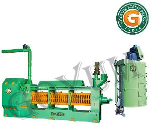 Super Deluxe Oil Extraction Machine