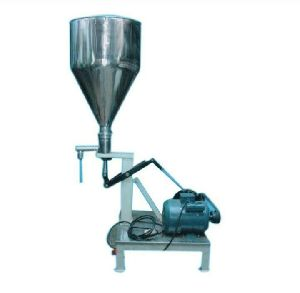 Mehndi Cone Filling Machine