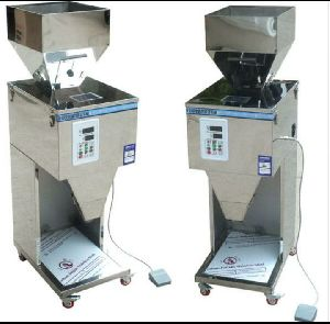 Semi Automatic Weighing Filling Machine