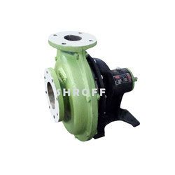 External Rubber Lined Pump