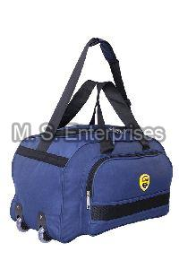Hard Craft Lightweight Waterproof Luggage Travel Duffel Bag with Wheels