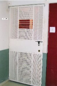 Premium Safety Door Design PRM-003