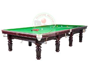 Steel Block Cushion Snooker Table