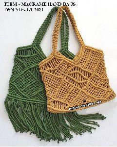 Macrame Handbags