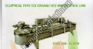 Stick Ice Cream Making Machine