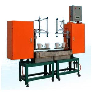 Automatic Glazing Machine