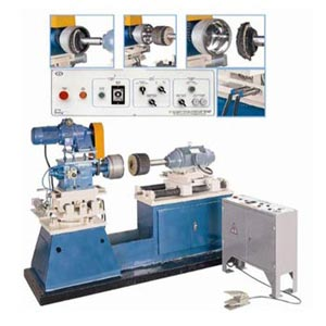 Utensil Surface Polishing Machine