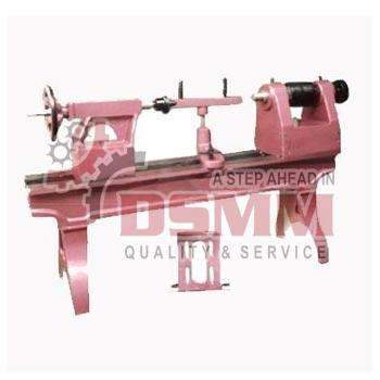 6 Feet Manual Metal Spinning Lathe Machine